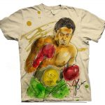 Julio-Cesar-Chavez-Water-Color-t-shirt