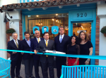 Grand Opening with Ft. Lauderdale Mayor