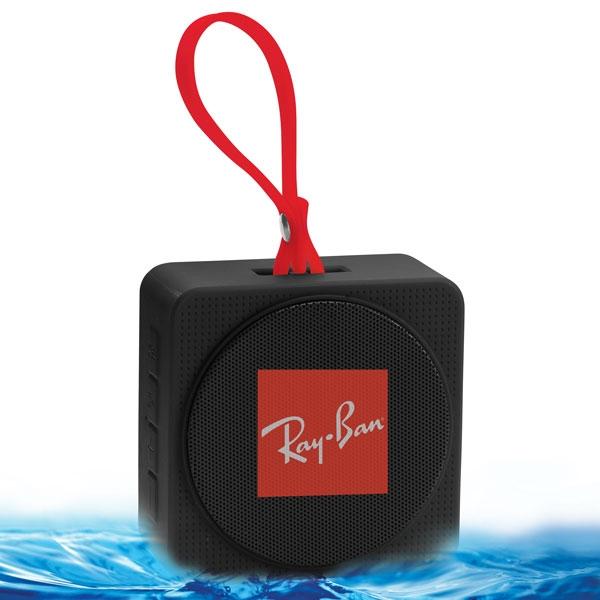 Waterproof Mini Water Cube Bluetooth Speakers