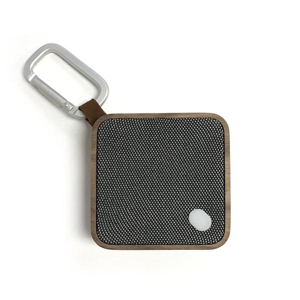 Wood Casing Bluetooth Speakers