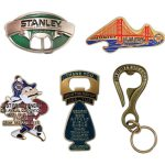 St Patrick's day bottle openers