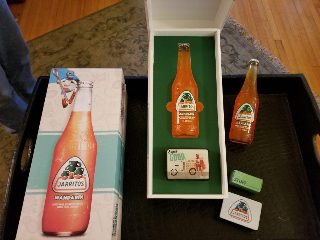 SWAG bag jarritos box 1
