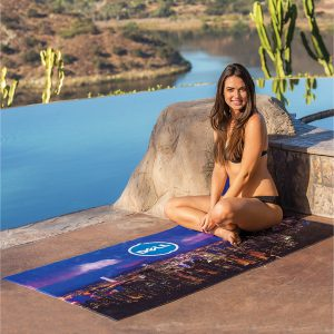 travel season towel